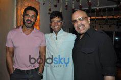 Sunil Shetty, Javed Jaffrey