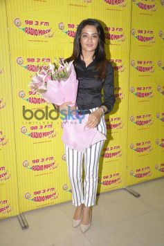 Surveen Chawla during Hate Story 2  Promotion