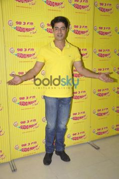 Sushant Singh during Hate Story 2  Promotion