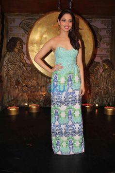 Tamannaah Bhatia during Entertainment Film Promotion