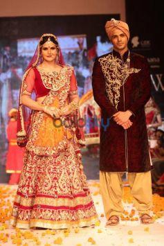 Zarine Khan stuns in Swarovski Gemvision Bridal Jewelery