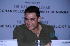Aamir Khan Launched 'My Marathi' Book