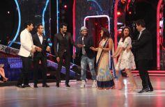 Aditya Roy Kapur, Ranvir Shorey, Manish Paul, Remo D'souza, Madhuri Dixit, Parineeti, Karan Johar