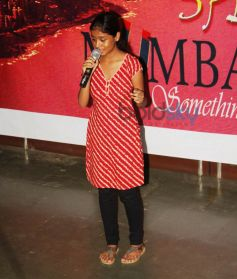 Amruta, winner of Splash Singing Contest