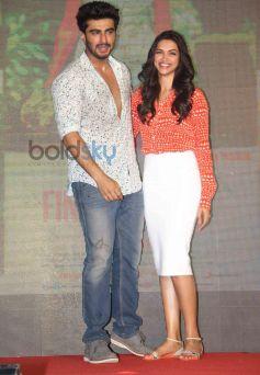 Arjun Kapoor, Deepika Padukone