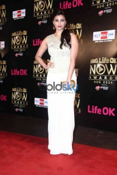 Daisy Shah at Life ok Awards 2014