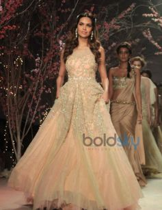 Fourth Day Indian Bridal Fashion Week 2014