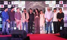 Mithoon, Bhushan Kumar, Bipasha Basu, Tulsi Kumar and Vikram Bhatt