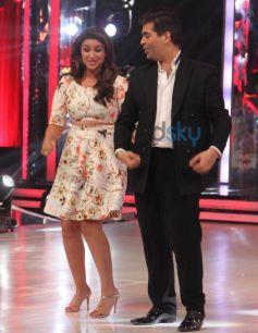 Parineeti Chopra, Karan Johar