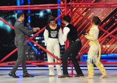 Ranvir Shorey, Priyanka Chopra, Manish Paul