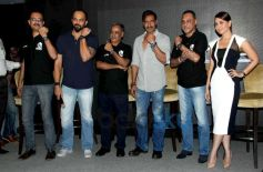 Rohit Shetty, Ajay Devgan and Kareena Kapoor