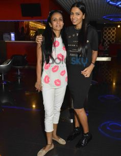 Suchitra Pillai, Candice Pinto