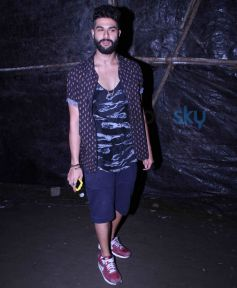 Tevar wrap-up party