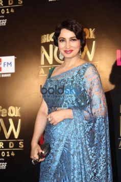 Tisca Chopra at Life ok Awards 2014