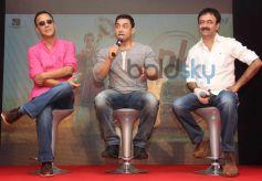 Vidhu Vinod Chopra, Aamir Khan, Rajkumar Hirani