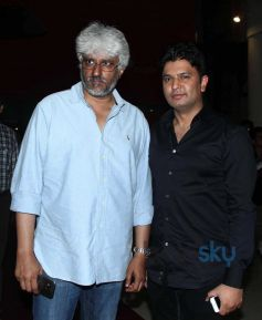 Vikram Bhatt and Bhushan Kumar