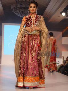 Aalishan Pakistan Fashion Show in New Delhi