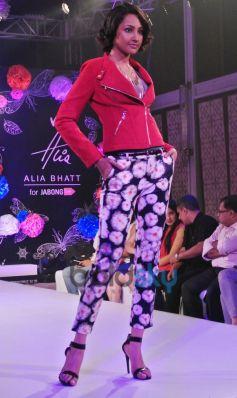 Alia Bhatt Unveils Her Clothing Line Alia With Jabong
