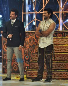 Anil Kapoor  and Ashish Sharma
