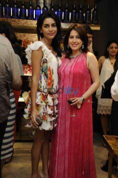 Apeksha Chopra And Amrita Raichand