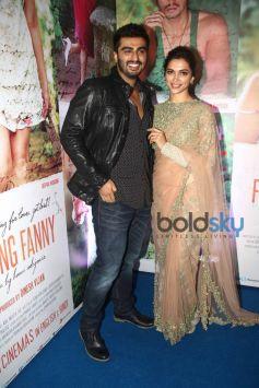 Arjun Kapoor & Deepika Padukone