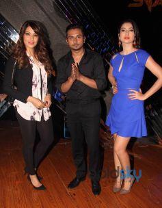 Bipasha Basu, Gauhar Khan & Honey Singh