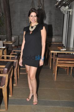 coleen Khan wearing jewelry by Zeba Kohli and Sabina Singh for Project Seven preview