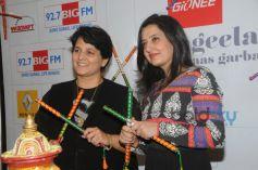 Falguni Pathak And Amy Billimoria