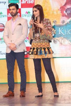 Fawad Khan & Sonam Kapoor