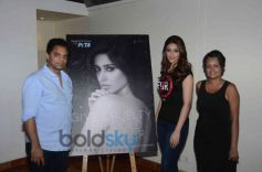 Ileana Launch 'Say No To Angora Fur And Wool' Campaign By PETA