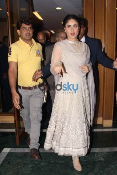 Kareena Kapoor Arriving for the Event