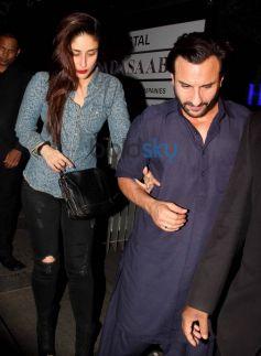 Kareena Kapoor, Saif Ali Khan