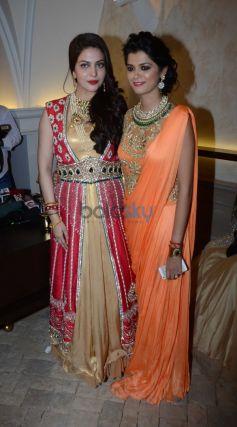 Karishma Kapoor And Ankita Shorey At The Opening Of Rare Heritage