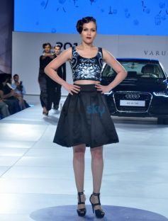 Katrina Kaif at Audi 2015 Autumn collection