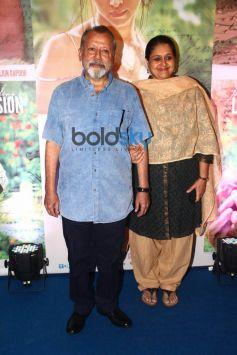 Pankaj Kapoor & Supriya Pathak