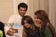 Parineeti Chopra and Aditya Roy Kapoor