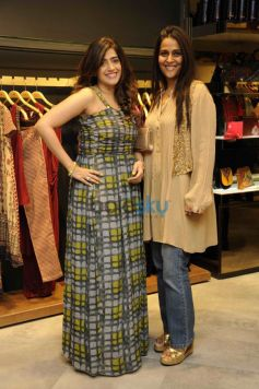 Pooja Dadlani And Sheena Sippy