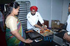 Pre Selection of World Chocolate Masters India Competition
