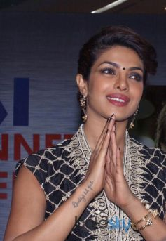 Priyanka Chopra at Mary Kom Doll Launch in New Delhi