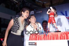 Priyanka Chopra & Mary Kom Launch Mary Kom Doll in New Delhi