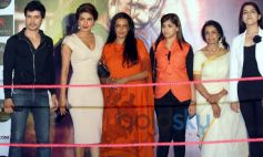 Priyanka Chopra Promotes Mary Kom at New Delhi