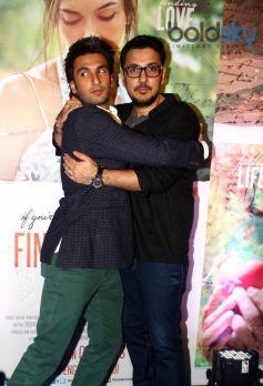 Ranveer Singh & Homi Adajania
