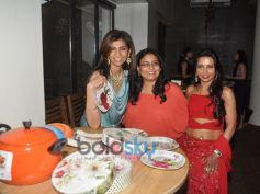 sanvari alagh of house proud with Zeba Kohli and Dimple Nahar
