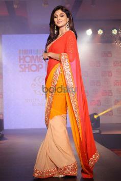 Shilpa Shetty Launch Shilpa Shetty Kundra Range Of Sarees