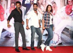 Ajay Devgn, Sonakshi Sinha , Prabhu Deva