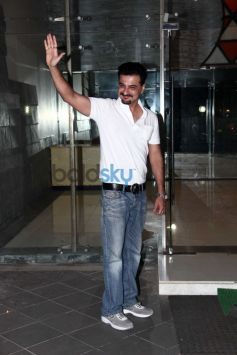 Celebs Spotted At Sanjay kapoor's Birthday Party