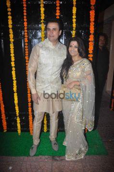 Diwali Bash At Ekta Kapoor's Residence