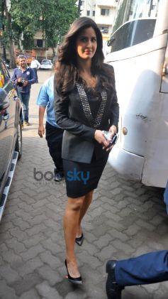 Katrina Kaif At Bang Bang Media Interaction