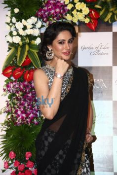Nargis Fakhri Launches Titan's Latest Collection Of Watches