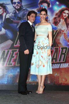 Shahrukh Khan, Deepika Padukone
